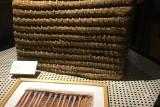 Musée de l'Abeille - Tilff - Ruche paille et cadres