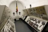 Fort de Flémalle - Flémalle - salle d'exposition