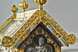 Musée communal d'Archéologie et d'Art religieux - Amay -  châsse de ste Ode