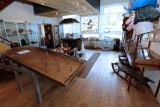 Musée de Wanne - Trois-Ponts - table billard