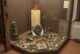 Musée du Pays d'Ourthe Amblève - Intérieur - Vitrine