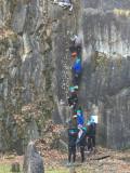 The Rock - Adrénaline - Hamoir - Activité Adrenaline