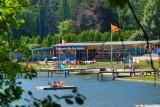 Robertville-les-Bains - Robertville - vue du lac