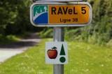 Ligne 38 - Panneau indicatif