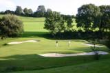 Golf Henri-Chapelle - Henri-Chapelle - joueurs sur le terrain