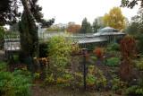 Liège - Serres du jardin botanique - vue générale