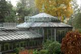 Liège - Serres du Jardin botanique - Serre avec rotonde