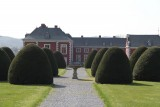 Château d'Aigremont - Flémalle - vue extérieure
