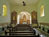 Stoumont - Chapelle Sainte-Anne - intérieur