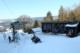 Mont des brumes - Piste de ski