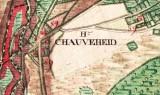 Chapelle Chauveheid - carte Ferraris
