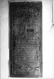 Chauveheid - Chapelle - Dalle funéraire du prêtre Capon 1774