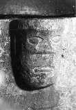 Rahier église - Fonts baptismaux détail - 1101-1200