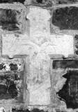 La Gleize - église - croix funéraire - 1500