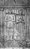 La Gleize - église - dalle funéraire - 1501-1600