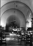 La Gleize - église - intérieur