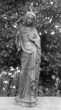 La Gleize - église - Vierge - 1330