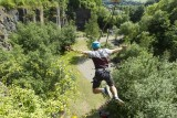 Adrenaline +12 - Comblain-Fairon - Tyrolienne