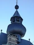 Hotel de Ville de Visé - Clocher bulbeux- carillon