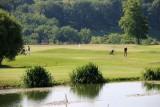 Golf du Haras - Pepinster - Terrain golf et étang