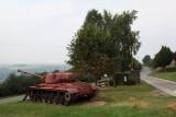 Fort d'Aubin-Neufchâteau - Dalhem - char