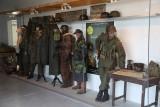 Musée du Fort de Boncelles - Boncelles - Tenues militaires