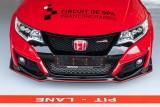 Baptême de piste - Circuit de Spa-Francorchamps - Honda Civic Type R