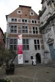 Musée de la Vie Wallonne - Liège - Façade