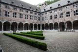 Musée de la Vie Wallonne - Liège - Cour intérieure