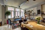 Librairie toutes directions - Intérieur - salon à l'étage