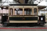 Musée des Transports en commun - Liège - Tram
