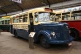 Musée des Transports en commun - Liège - Bus