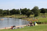 Lac de Butgenbach - Plage