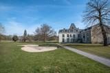 Golf Club du Bernalmont - Liège - Château et aperçu du parcours