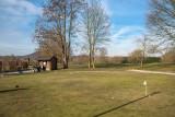 Golf Club du Bernalmont - Liège - Cabanon matériel
