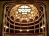 Orchestre philharmonique - Liège - Salle et plafond