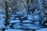 Vallée de la Hoëgne - Jalhay - La Hoëgne sous la neige