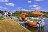Grill Island - Robertville - Bateau accueil