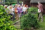 Jardin Plantes Pitet - Braives - Groupe visiteurs