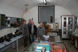 Musée de la téléphonie - Lantin - Salle musée