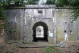 Fort Hollogne - Poterne d'entrée © Fort de Hollogne - Résimont