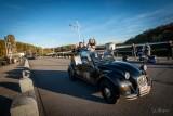 Road Vintage Experience - 2CV - La Gileppe