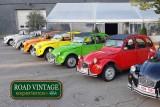 Road Vintage Experience - 2CV - Balmoral - Vue proche