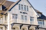Radisson Blu Balmoral Hotel - Extérieur - Façade - Vue proche