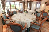 Hôtel Le Ménobu - La Reid - Salle restaurant
