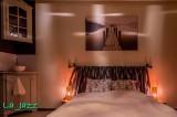 L'en vert du décor chambre jazz
