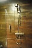 La Fiole Ambiance - Ferrières - Chambre Don Quichotte douche