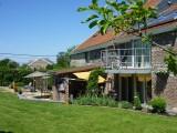 Quiétude Champêtre - Jalhay - Façade et jardin