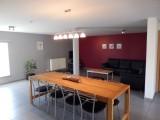 Les Gîtes du Moulin-Coquelicot - Stavelot - Salon Salle à manger
