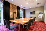 Mercure Liège City Centre - Curtius meeting room - boardroom setup